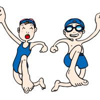 水泳ダイエット効果