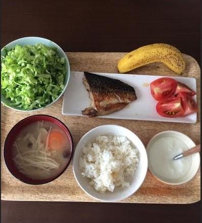岡山トレーニング食事